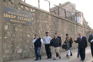 Cezaevi restore ediliyor.15939