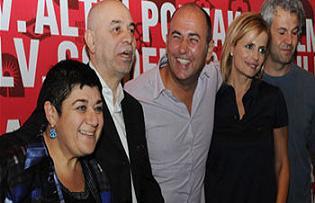 Özpetek'in filminin gösterimi yapıldı.14859