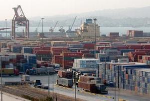 İzmir Limanı devir aşamasında.14130