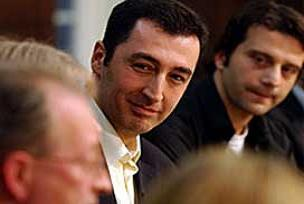Cem Özdemir eş başkanlık adayı.9931
