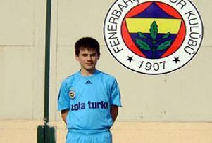 Amatör kümeden Fenerbahçe'ye.12080