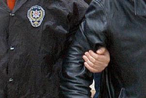 Dolandırıcı bankacılar İzmir'de yakalandı.11420