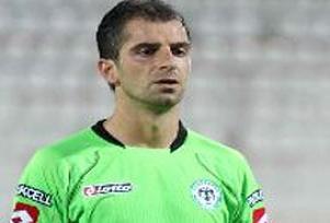 Konyasporlu Celaleddin kaza geçirdi.8994