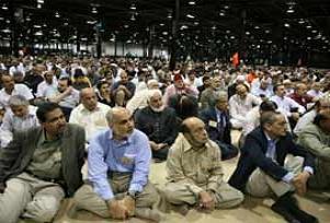 Amerika'da Müslüman mührü: İSNA.18557