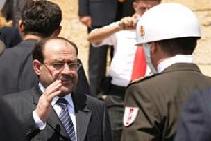 Maliki, Başbakan Erdoğan'ı aradı.15249