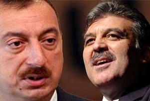 Cumhurbaşkanı Gül, Aliyev'i kutladı.10680