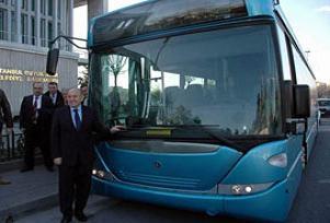 İETT'nin 'VIP otobüs' ihalesi sonuçlandı.12859