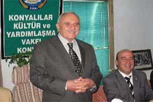 Bakan Gönül'ün Konyalı tarifi.14322