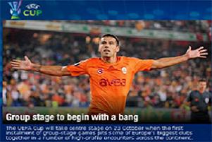 UEFA'dan Milan Baros'lu tanıtım.15585
