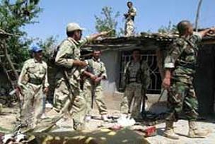 İran'da çeteye baskın 4 ölü.17137