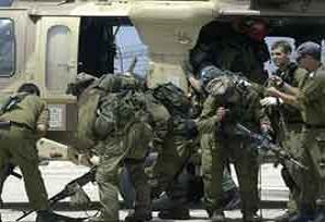 Askeri üsse sızıp askeri dövdüler.14775