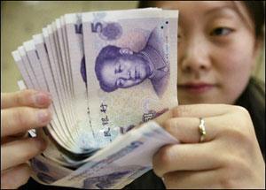 Küresel kriz Çin'de de hissediliyor.17542