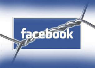Facebook'un erişimi engellendi.9519