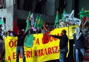 Antalya'da DTP mitingine tepki.17899