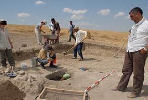 Üsküdar'da esrarengiz kazı.12395