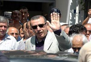 Erdoğan fahri hemşehri ilan edildi.14221