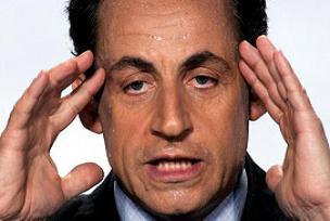 Sarkozy'nin hesabına hacker dadandı.12595