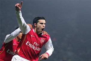 Arsenal �stanbul'da.9632
