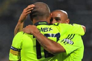 Fenerbahçe sonunda lider: 1-2.10590