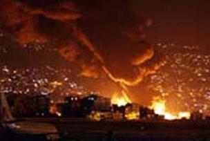 İsrail'e Kassam roketi saldırısı.9089