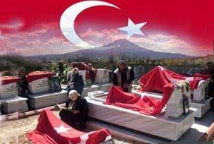 Şehit pilotun cenazesi Balıkesir'e getirildi.15003
