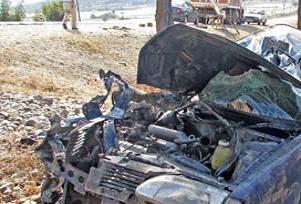 Yalova'da trafik kazası:1 ölü,3 yaralı.19604