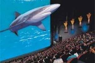 Krizden bunalan sinemaya koştu.11256