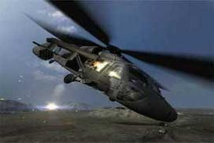 Ordunun helikopteri Fransa'da düştü.8153