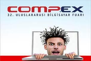 Compex Fuarı 20 Kasım'da açılıyor.11601