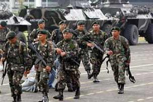 Filipinler'de 6 asker öldürüldü.18137