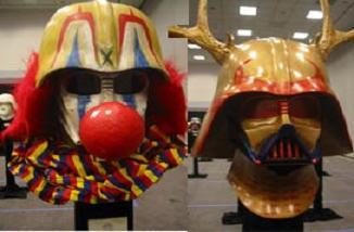 Darth Vader'ın 'geyik' yüzleri!.14698