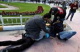 AKP'ye protestoya dayaklı müdahale !.14601