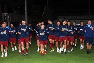 Trabzonspor liderlik hesapları yapıyor.14028