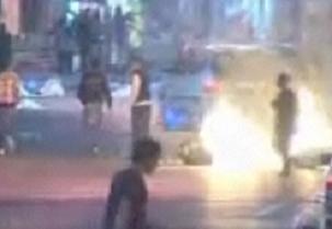Polis İstanbul'u ayağa kaldırdı.7977