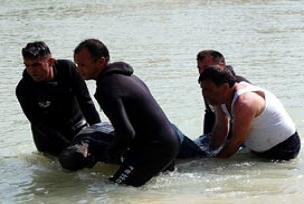 Alanya plajında erkek ceseti.12078