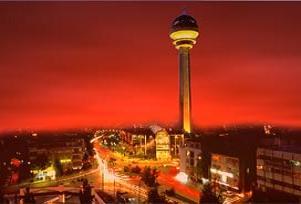 Bugün Ankara trafiğine dikkat.9941