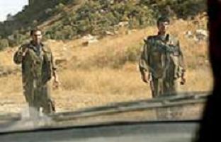 Üç PKK'lı terörist teslim oldu.12212
