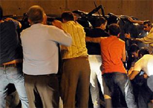 Manisa'da kaza: 3 yaralı.14999