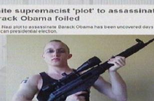 Obama'ya suikast planlamışlar.11483