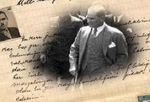 Şehit oğlunun Atatürk'ten dileği.13936