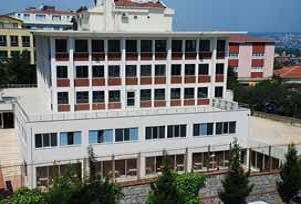 Lojistik Meslek Yüksekokulu açıldı.16553