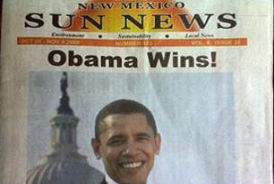 'Obama kazandı!' manşeti karıştırdı.12156