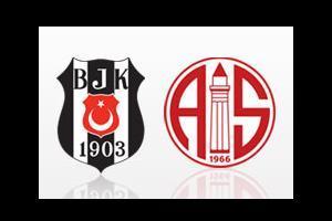 Beşiktaş 3 - 0 Antalyaspor (Maç Sonu).9500
