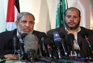 Hamas 17 El Fetih'liyi serbest bıraktı.13584
