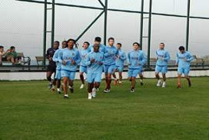 Trabzonspor Zekeriyaköy'de çalıştı.12667
