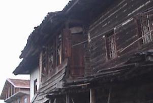 Ecevit'in baba evi y�k�lmak �zere.9554