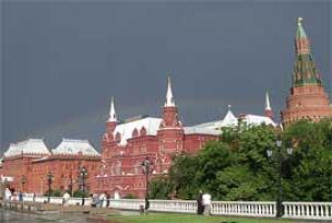 Kremlin'de ABD karşıtı büyük gösteri.11005