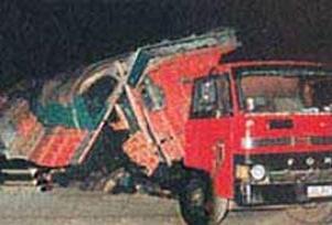Susurluk skandalını örten 5 kaza.12872