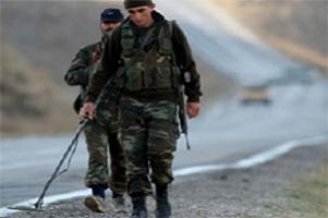 PKK'nın 17 mayın tuzağı imha edildi.9336