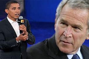 Bush, Obama'yı telefonla kutladı.11060